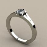 Sužadėtuvių žiedas Nr. S-05