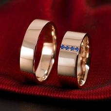 Vestuviniai žiedai Nr. R-01