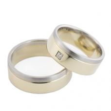 Vestuviniai žiedai Nr. R-02