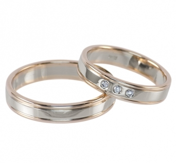 Vestuviniai žiedai Nr. R-05
