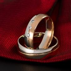 Vestuviniai žiedai Nr. R-08