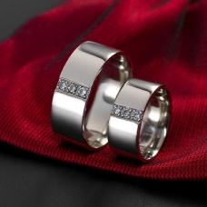 Vestuviniai žiedai Nr. R-102
