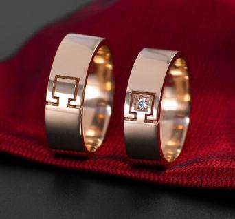 Vestuviniai žiedai Nr. R-105