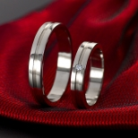 Vestuviniai žiedai Nr. R-108