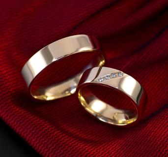 Vestuviniai žiedai Nr. R-109