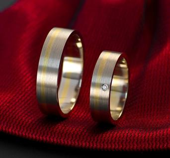 Vestuviniai žiedai Nr. R-110