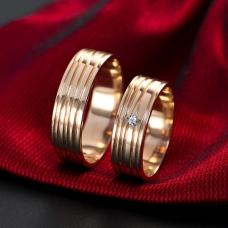 Vestuviniai žiedai Nr. R-114