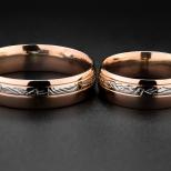 Vestuviniai žiedai Nr. R-115