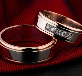 Vestuviniai žiedai Nr. R-117