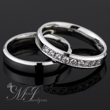 Vestuviniai žiedai Nr. R-121