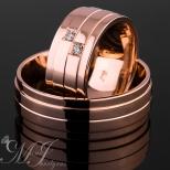 Vestuviniai žiedai Nr. R-124