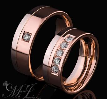 Vestuviniai žiedai Nr. R-126