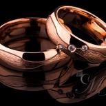 Vestuviniai žiedai Nr. R-127
