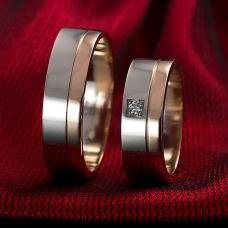 Vestuviniai žiedai Nr. R-19