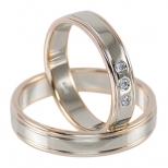 Vestuviniai žiedai Nr. R-24