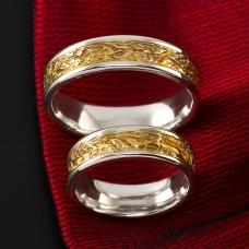 Vestuviniai žiedai Nr. R-29