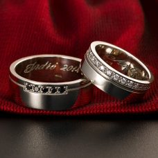 Vestuviniai žiedai Nr. R-31