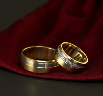 Vestuviniai žiedai Nr. R-36