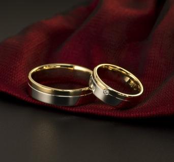 Vestuviniai žiedai Nr. R-39