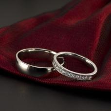 Vestuviniai žiedai Nr. R-40