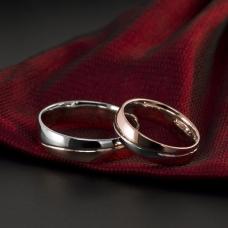 Vestuviniai žiedai Nr. R-41