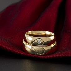Vestuviniai žiedai Nr. R-46