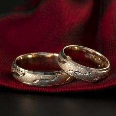 Vestuviniai žiedai Nr. R-48