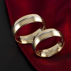 Vestuviniai žiedai Nr. R-49