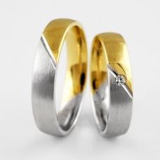Vestuviniai žiedai Nr. R-60