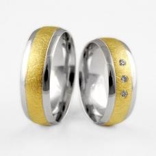 Vestuviniai žiedai Nr. R-61