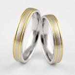 Vestuviniai žiedai Nr. R-64
