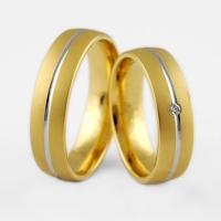 Vestuviniai žiedai Nr. R-65