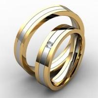 Vestuviniai žiedai Nr. R-68