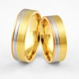 Vestuviniai žiedai Nr. R-74
