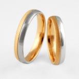 Vestuviniai žiedai Nr. R-75
