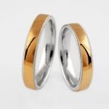 Vestuviniai žiedai Nr. R-79