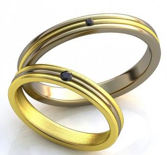 Vestuviniai žiedai Nr. R-80