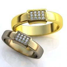 Vestuviniai žiedai Nr. R-82