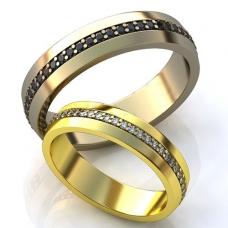 Vestuviniai žiedai Nr. R-84