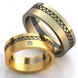 Vestuviniai žiedai Nr. R-87