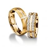 Vestuviniai žiedai Nr. R-89