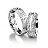 Vestuviniai žiedai Nr. R-91