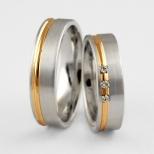 Vestuviniai žiedai Nr. R-98
