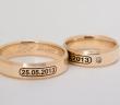 Vestuviniai žiedai Nr. R-73