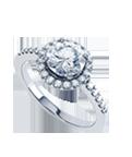 Papuošaliniai žiedai